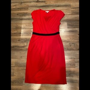 NEW YORK & COMPANY red dress🌹